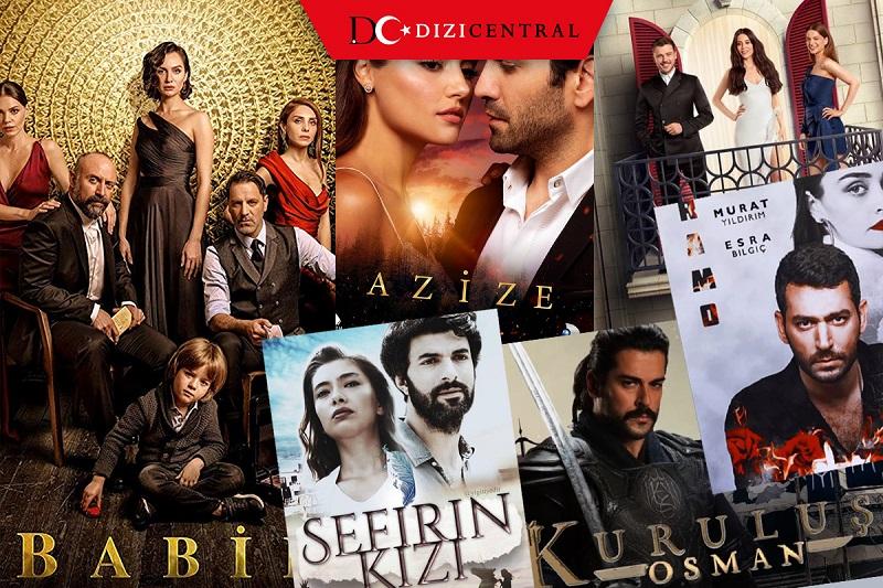 ما هي أحلى المسلسلات التركية